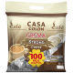 CASA COLON 100 KAFFEEPADS STRONG Megabeutel